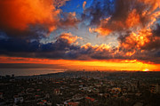 Bulgaria Originals - sunset over Varna by Pablo Romero