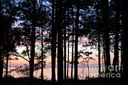 National Lakeshore Prints - Sunset, Shore Of Lake Superior Print by Ted Kinsman
