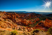 Bryce Canyon Acrylic Prints - Sunset Sunrise Acrylic Print by Chad Dutson