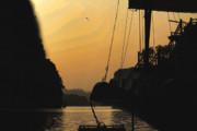 Chuck Kuhn - Sunset Vietnam