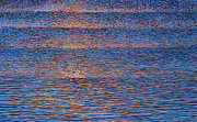 Meditate Originals - Sunset Waves by Laurie Stewart