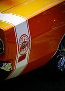 Dodge Super Bee Logo Posters - Super Bee Poster by Steve McKinzie