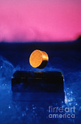 Conductor Photos - Super Conductivity by Science Source