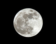 Moon - Super Moon 5 5 2012 by Andee Photography