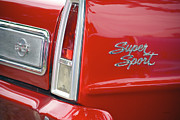 Sport Artist Photo Posters - Super Sport Emblem Poster by Thomas Woolworth