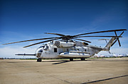 Sikorsky Photo Posters - Super Stallion Poster by Ricky Barnard