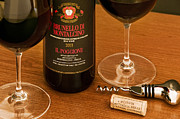 Brunello Art - Super Tuscan by John Galbo