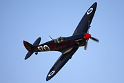 Spitfire Photos - Supermarine spitfire by Nir Ben-Yosef