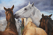 Rodeo Paintings - Support Group by JQ Licensing