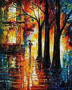 Afremov Art - Suppressed Memories by Leonid Afremov
