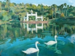 Structure Originals - Supreme Swans by D Marie LaMar