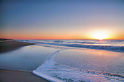 National Seashore Photos - Surf And Sand III by Steven Ainsworth
