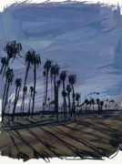 Surf City Art - Surf City by Russell Pierce