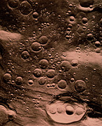 Moon Surface Prints - Surface Of The Moon Print by NASA / Science Source