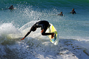 Surfer Photos - Surfer by Carlos Caetano
