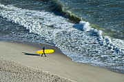 Surf Lifestyle Photos - Surfer  by John Greim
