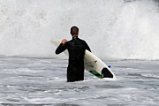 Action Lines Photos - Surfing 397 by Joyce StJames