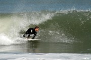 Athlete Prints Photos - Surfing 398 by Joyce StJames