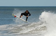 Athlete Prints Photos - Surfing 399 by Joyce StJames