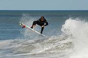 Surfing 399 Print by Joyce StJames