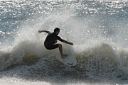 Athlete Prints Photos - Surfing 401 by Joyce StJames