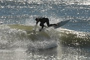 Athlete Prints Photos - Surfing 402 by Joyce StJames
