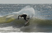 Athlete Prints Photos - Surfing 403 by Joyce StJames