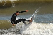 Action Lines Photos - Surfing 408 by Joyce StJames