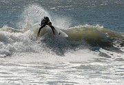 Athlete Prints Photos - Surfing 416 by Joyce StJames