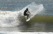 Athlete Prints Photos - Surfing 417 by Joyce StJames