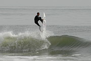 Athlete Prints Photos - Surfing 422 by Joyce StJames