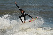 Athlete Prints Photos - Surfing 424 by Joyce StJames