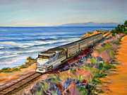 Robert Gerdes - Surfliner at Del Mar...