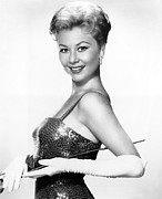 Mitzi Framed Prints - Surprise Package, Mitzi Gaynor, 1960 Framed Print by Everett