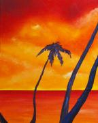 Joseph Palotas Paintings - Surprise Sunrise by Joseph Palotas