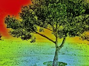 Statigram Prints - Surreal Tree I. Print by Marianna Mills