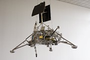 Nasm Prints - Surveyor Lunar Lander Test Model Print by Mark Williamson
