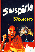 Terrified Prints - Suspiria, Jessica Harper, 1977 Print by Everett