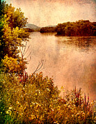 River Greeting Cards Posters - Susquehanna River Poster by Steven Ainsworth