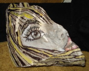 Color Sculpture Originals - Suzy Q by Ellen Kallas