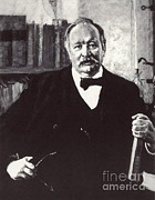 Nobel Prize Winner Prints - Svante Arrhenius, Swedish Chemist Print by Science Source