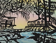 Connie Valasco - Swamp Cabins