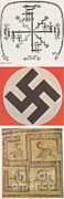 Swastika Posters - Swastikas Poster by Science Source
