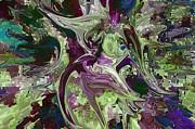 Sway Print by Valerie Rakes