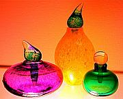 Yvonne Ayoub - Swedish glass