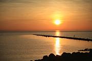 Swedish Sunset I Print by Miso Jovicic