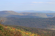 Ozark Mountains Photos - Sweeping Mountains by Charlene Gretsch