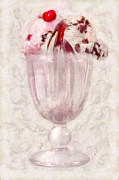 Whimsy Photos - Sweet - Ice Cream - Ice cream sundae by Mike Savad