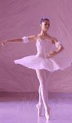 Sweet Ballerina Print by Stefan Kuhn