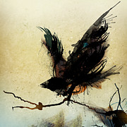 Digital Digital Art - Sweet Bird by David Finley